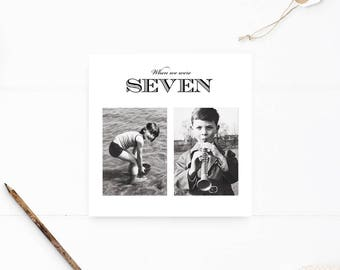 Photo Wedding Table Numbers, Childhood Picture Table Numbers, Reception Decor  tn0036