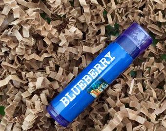 Magzalea Farm & Sanctuary Blueberry Beeswax Lip Balm