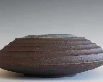 Ikebana Vase, Pottery Vase, Ceramic Vase, Ikebana Container,ceramics and pottery, decorative vase, Flower Vase, handmade vase by Kazem Arshi