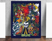 Sublime Wrong Way Band Poster Art Print