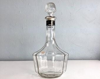 Jack Daiels Old Number 7 Vintage Whiskey Decanter Bottle