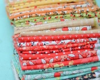 CHESTNUT STREET  - Fat Quarter Bundle - by Joanna Figueroa of Fig Tree Quilts for Moda Fabrics - 40 FQs