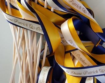 Wedding Wands: Custom listing for Whittney