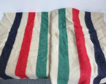 Retro Pendleton Style Blanket