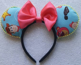 Toy story minnie ears
