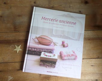 FRENCH book craft - Mercerie ancienne - vintage haberdashery
