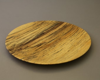 Spalted Sycamore Platter