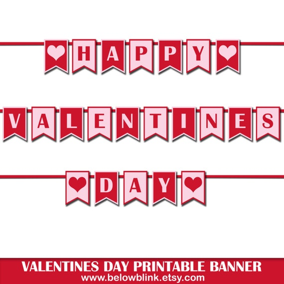 Monster image intended for happy valentines day banner printable