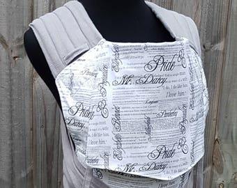 Linen Half Buckle - Pride and Prejudice - Jane Austen