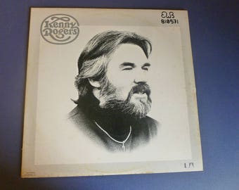 Kenny Rogers Vinyl Record LP UA-LA689-G United Artist Records 1976