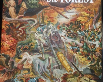 Guns In The Forest - Bruce Lancaster