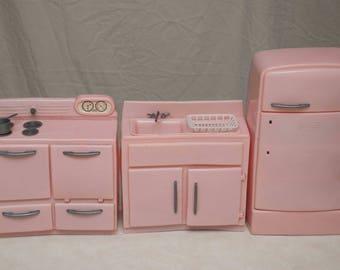 Tico 1950's Toy Kitchen
