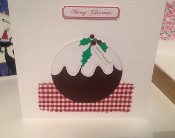 Christmas Cards Figgy Pudding