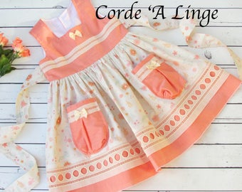 Girls Spring Dress size 2-8