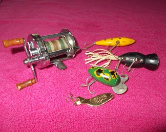Fishing reel ( Pflueger acron no.1893L )