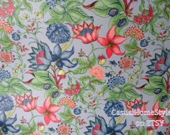 Floral Wallpaper Unique Floral Wallpaper  Etsy Design Decoration