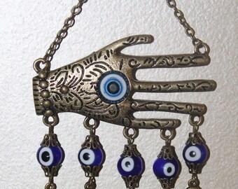 Hamsa Ornament Etsy