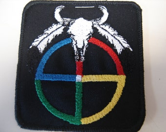 Medicine Wheel Patch