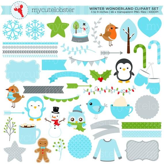 Winter Breeze Clipart