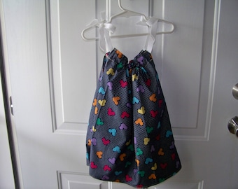 Disney Pillowcase Dress  2-4T