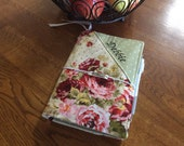 Weight Watchers Journal Cover with zippered pocket