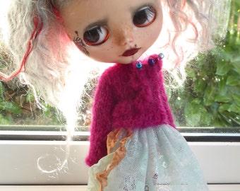 Blythe Jumper, Skirt & Accessories (BD20516)