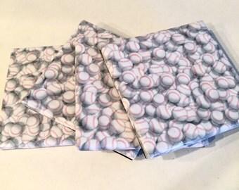 Baseball Ceramic Coasters
