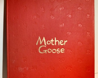 1968 Mother Goose Pictures by Gyo Fujikawa