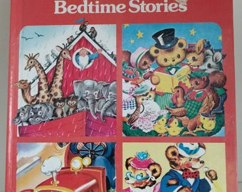 1947 Favorite Bedtime Stories – Rand McNally