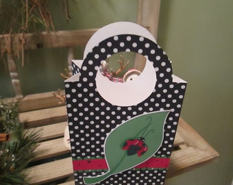 Ladybug Tote Bags Set of 12 with Free Shipping