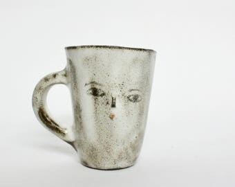 Primitive wonky small cup