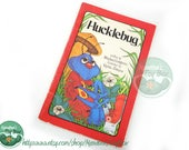 70s Serendipity Book: Hucklebug by Stephen Cosgrove 1980s Printing