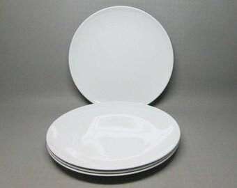 set of 4 plates CORNING CENTURA salad plate size