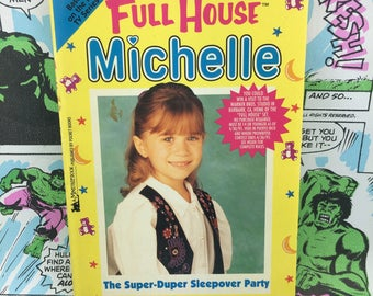 Full House: Michelle - The Super-Duper Sleepover Party - Young Adults