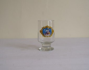 The Muppets Glass 1979 - Large Ravenhead Muppets Glass - Gonzo - The Muppets