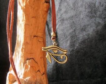 eye or fa pendant - horus eye pendant