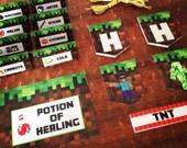 Custom Minecraft Banner