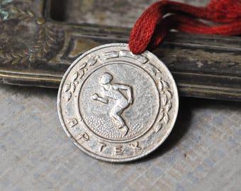 "Vintage medal,token, badge,""International children's camp Artek"""