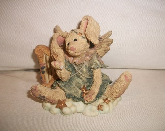 "Vintage Boyds Bear & Friends ""The Angel Rabbit"""