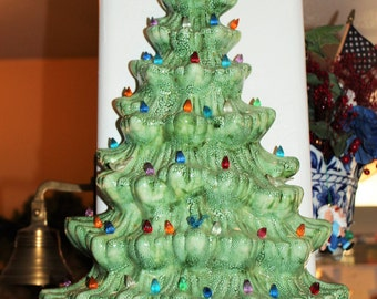 Ceramic Christmas Tree Base Replacement