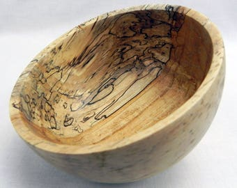 Wood Bowl - 562