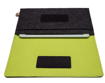 "iPad Pro 10.5"" Case. iPad Pro 9.7-inch Sleeve. iPad Pro 12.9 Cover Case. iPad Organizer"