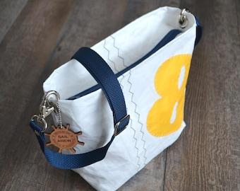 SAIL ANEW Number Crossbody Bag