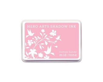 Hero Arts: AF371 COTTON CANDY MID-tone Shadow Ink, scrapbooking, a2zscrapbooking, inks, paper crafting, card making