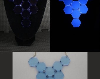 Hex-Armour necklace
