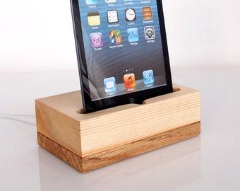 Universal Apple dock - iPad mini and iPhone charging station - iPad mini dock - Unique Present