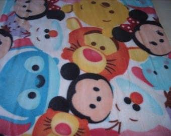 5/8 yard - Disney's Mickey Mouse fleece
