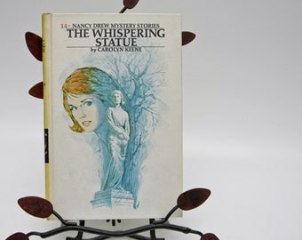 "Nancy Drew Vintage 1977 *BRAND NEW / UNREAD* Book: ""The Whispering Statue"" #14 