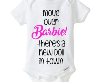 Move over Barbie! there's a new Doll in town! - Great for baby showers - birthdays - new borns - vinyl NOT paint