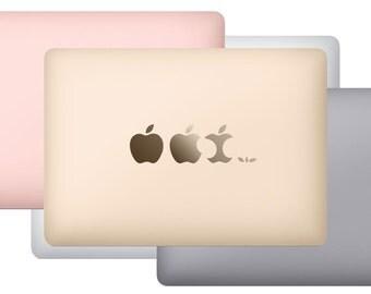 Evolution Macbook Decal